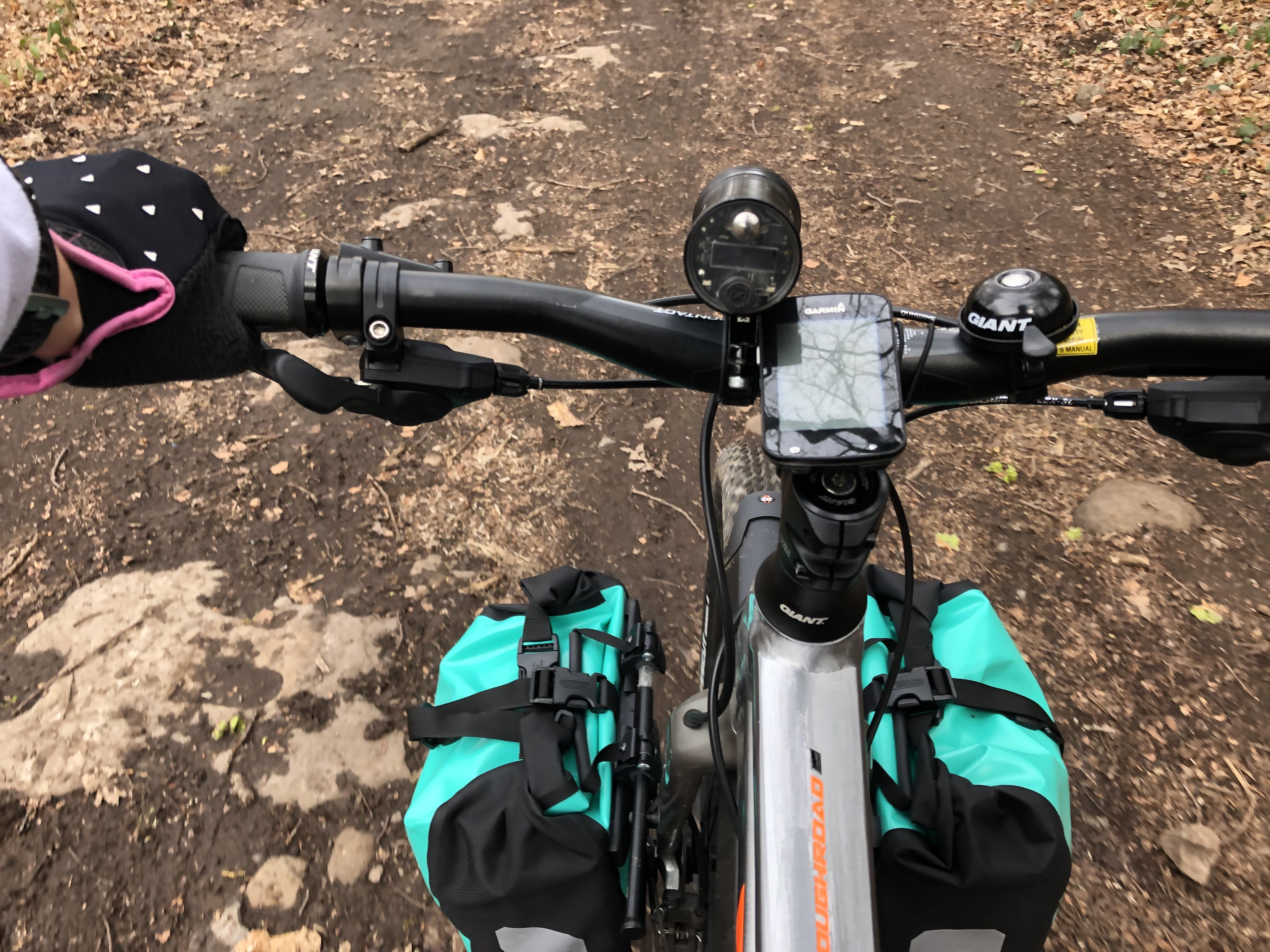 Front orlieb bags cycle touring bikepacking